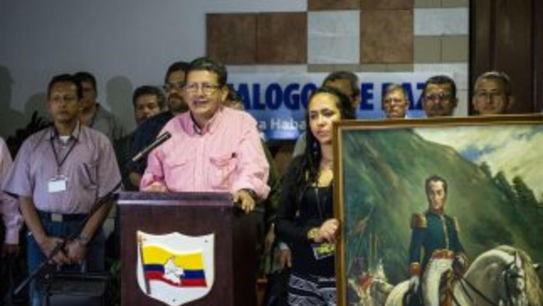 Este sería, según el guerrillero Pablo Catatumbo, un partido político ab...