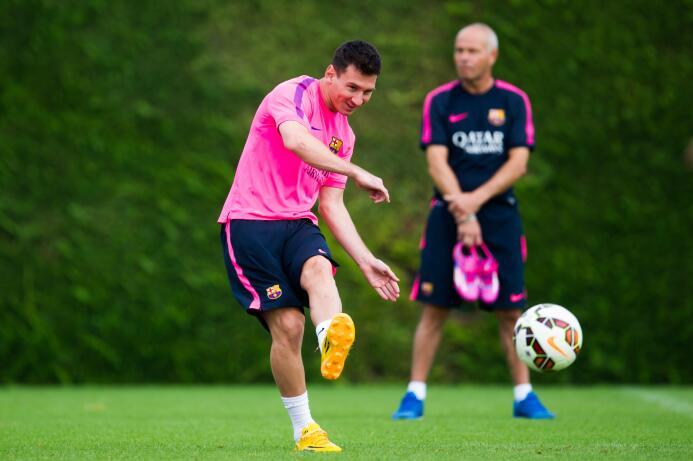 Los cambios de 'look' de Lionel Messi, de promesa hasta superestrella Ki...