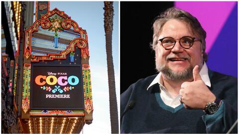 Guillermo del Toro y Coco