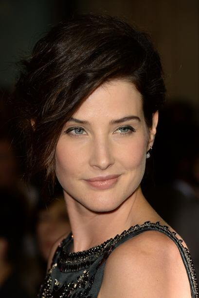"29. COBIE SMULDERS Este año termina su show ""How I Met Your Mother"". Tam..."