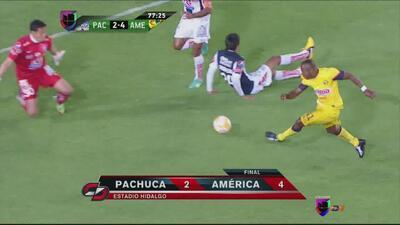 América vence 4-2 al Pachuca en la jornada 16 de la Liga MX
