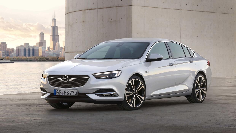 El Opel Insignia 2018 vendido en la Unión Europea será uno de los último...