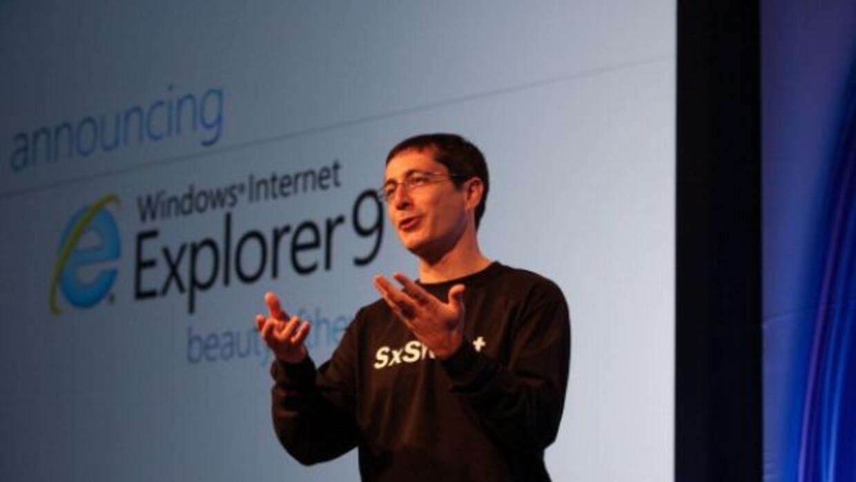 Microsoft actualizó Explorer.