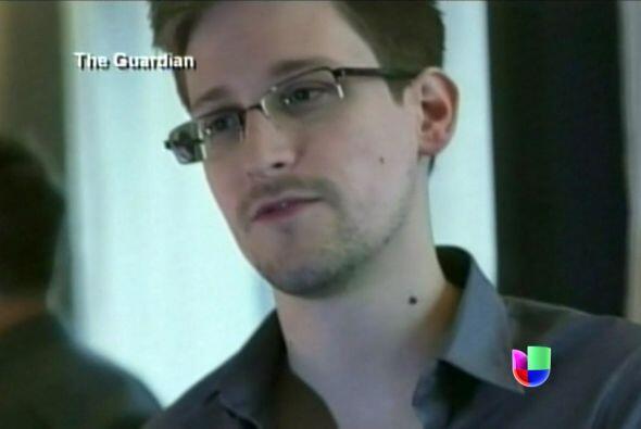 El escándalo en el caso de Edward Snowden, el extécnico de la CIA acusad...