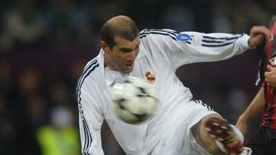 Se cumplen 15 años de la volea mágica de Zidane, el mejor gol en la historia de la Champions League