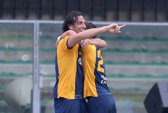 A falta de una fecha en la Serie A del fútbol italiano la pelea por ser...