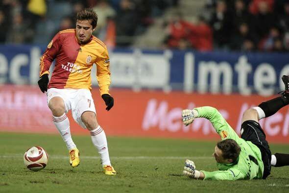 Aunque perdió con el Sturm Graz, Galatasaray avanzó en su grupo junto a...