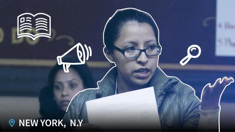 CityLideres: 20 latinos que están cambiando a sus comunidades ligia-gual...