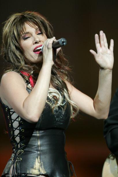 En ese entonces Soraya promocionaba su disco 'El Otro Lado de Mí'.