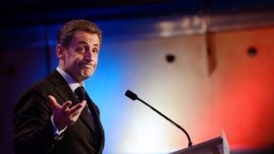 El presidente volvió a agitar la amenaza de que Francia se encuentre en...
