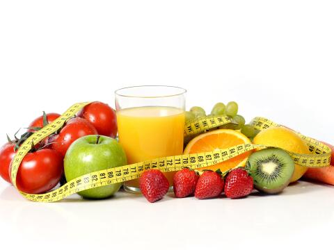frutas quemar calorias
