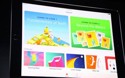 Swift Playground will be launched this fall