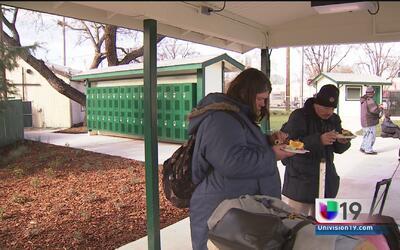 Inauguran nuevo parque en Sacramento para proteger a los indigentes