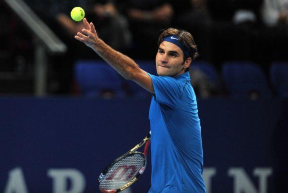 En el Masters de Madrid, Federer volvió a verse la cara con Nadal, quien...