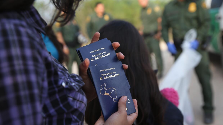 El programa de refugiados busca evitar que niños migrantes se expongan a...