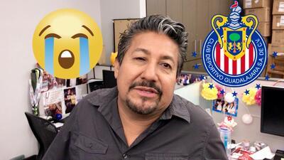 El Feo da sus primeras declaraciones tras la derrota de las Chivas ante el América
