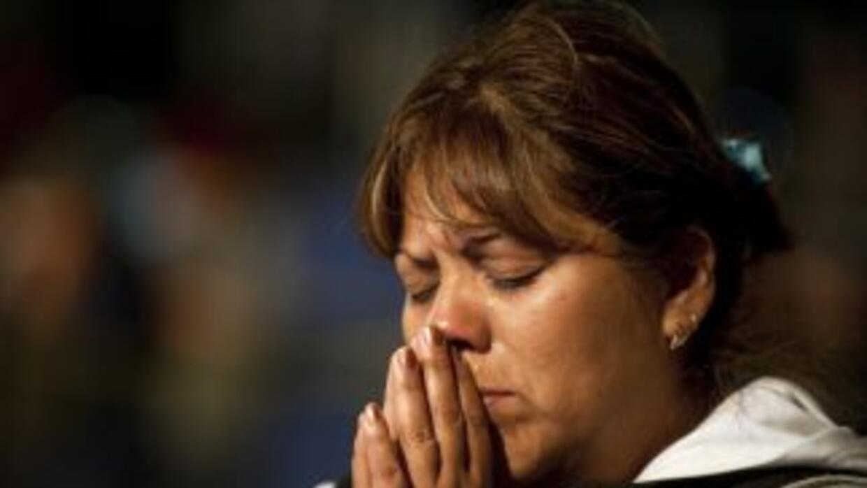 Un comando armado irrumpió en un templo cristiano en Monterrey y asaltó...