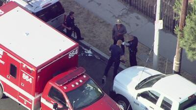 Asaltan y golpean a un vendedor de elotes en el sur Los Ángeles