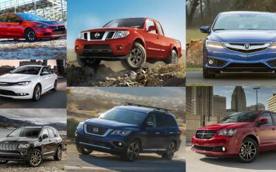 Consumer Reports publicó una lista con los siete vehículos...