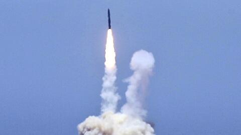En video: Así fue la prueba en la que EEUU destruyó un misil balístico i...