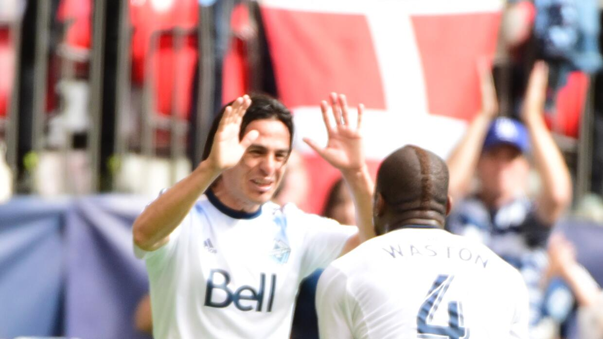 Vancouver Whitecaps vence 3-1 a SJ Earthquakes