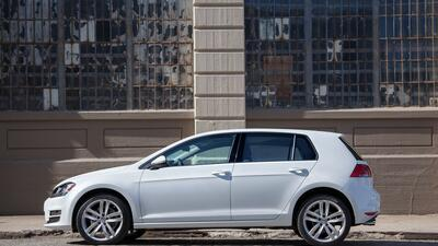 Volkswagen Golf TDI 2015, turbo-diésel