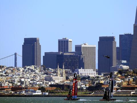 """Un reporte de la revista """"Fortune"""" señala que San Francisco es la..."""