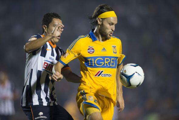 Se viene una edición más del clásico regio entre Monterrey vs. Tigres y...