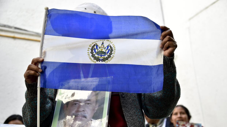 La caravana en busca de migrantes centroamericanos desaparecidos.