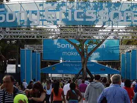 El Sony Ericsson Open 2010 abrió sus puertas para los faná...
