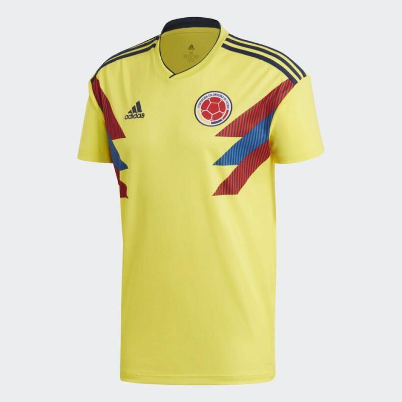Adidas presentó los nuevos uniformes para el Mundial de Rusia 2018 15099...