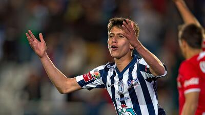 El joven mexicano jugará la próxima temporada en Tigres.