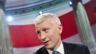 Anderson Cooper confesó su homosexualidad mediante una carta a The Daily...