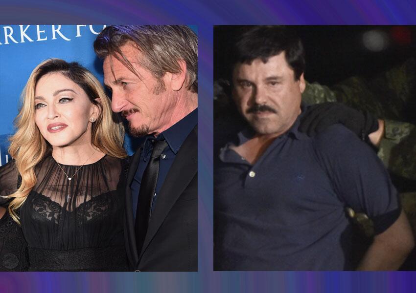 Madonna y El Chapo