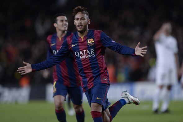 Por su parte, a través de Messi, Neymar y Suárez, el Barcelona derrotó 3...