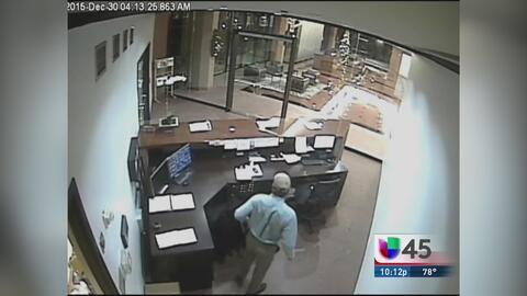 El FBI en Houston busca a un sofisticado ladrón que robó propiedad intel...