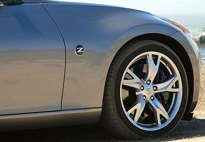 Nissan ofrece un paquete deportivo que incluye ruedas de 19 pulgadas y u...
