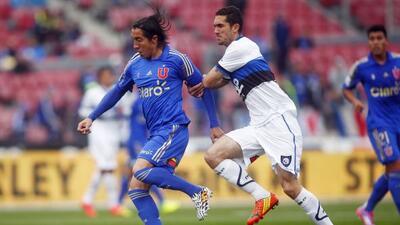 El jugador chileno no formará parte de la selección que jugará contra Es...