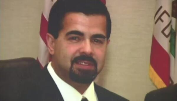 Daniel Crespo, alcalde que murió tiroteado por su esposa en Bell Gardens.