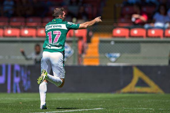 Además de que en los últimos 4 juegos ha marcado gol con los esmeraldas,...
