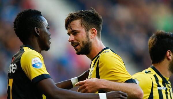 Vitesse empató con Heerenveen