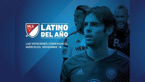Se acerca Latino del Año 2015 de FutbolMLS.com