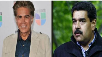 """La guerra surgió luego que el cantante dijera que Hugo Chávez ha sido """"e..."""