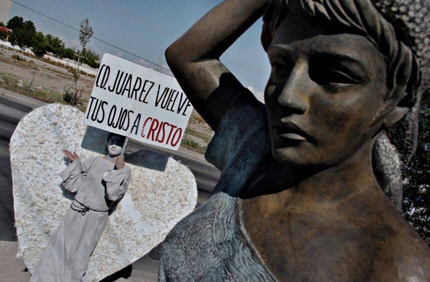 Es común verlos en las calles de la fronteriza Ciudad Juárez, México. Co...