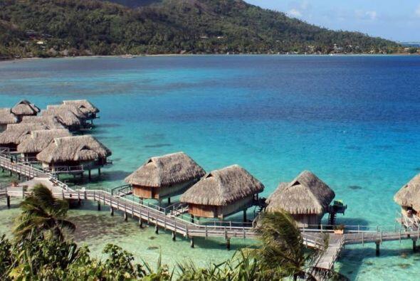 9. Bora Bora, Polinesia francesa