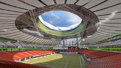 Atlanta United FC stadium