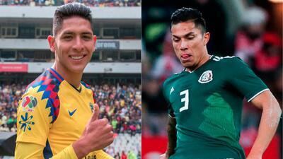 Si no es Édson Álvarez, ¿quién le competirá a Carlos Salcedo la lateral derecha del 'Tri'?