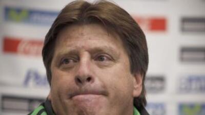 Miguel Herrera aseguró que la decisión de poner a Ochoa en el Mundial no...