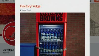 ¿Cerveza gratis? La nueva iniciativa de los Browns para darles esperanzas a sus aficionados