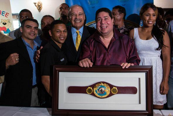 El 'Bazooka' se retiro en 1989 del boxeo profesional (Foto: Joel Colón-OMB)